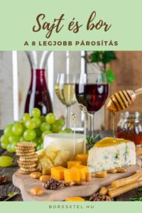 8 legjobb sajt-bor párosítás - boresetel.hu